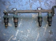 peugeot 205 1.9 1900 gti blue injectors and rail